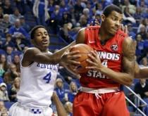#1 Kentucky Wildcats Hold Off Illinois State Redbirds Despite Absence Of Tyler Ulis