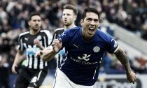 Leicester 3-0 Newcastle: Nine manMagpieshanded eighth straight loss as Foxes near survival