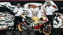 Repsol Honda Team presenta la montura de 2016
