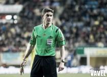 Undiano Mallenco arbitrará el Sporting - Las Palmas del domingo
