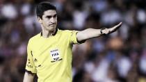 Undiano Mallenco pitará el Málaga - Villarreal