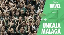 Guía VAVEL Unicaja Málaga 2016/17