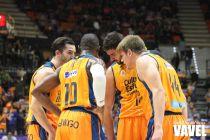 Valencia Basket - Galatasaray: primera final en la Fonteta