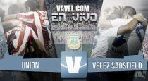 Unión de Santa Fe vs Vélez Sarsfield en vivo y en directo online (1-0)