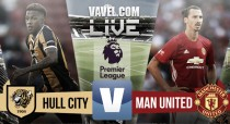 Resultado Hull City vs Manchester United en vivo online en la Premier League 2016