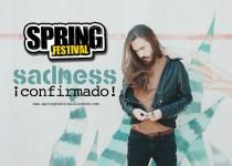 El Alicante Spring Festival confirma a Carlos Sadness