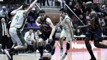 Playoffs Liga Nacional: San Lorenzo pegó primero en una de las semis