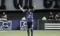 Fernando Uribe: oportunismo y coraje al servicio del gol
