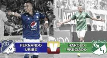 Fernando Uribe vs Harold Preciado: La lucha por el botín de goleador
