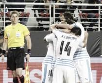 Con la 'Garra charrúa' se despide Uruguay
