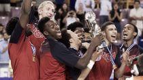 Impecável,EUA fatura o mundial sub-19 de basquete