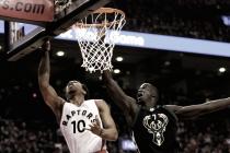 NBA Playoff - Toronto pareggia la serie, a Milwaukee finisce 87 - 76
