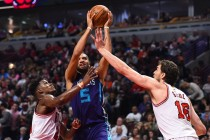 The Chicago Bulls Get Stung From Charlotte Hornets' Three-Point Barrage