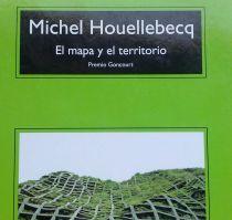 El lector: `El mapa y el territorio´ de Michel Houellebecq