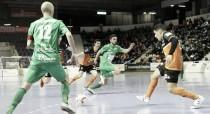 El derbi navarro de futsal se queda en Pamplona