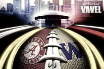 College Football Playoff semifinal: Washington Huskies a huge underdog against Alabama Crimson Tide