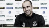 """Roberto Martínez: """"Me gustaría ver a Jagielka con nosotros en plena forma"""""""