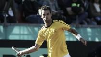 Santiago Giraldo clasificó a cuartos en Praga