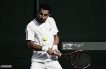 Santiago Giraldo se despidió de Wimbledon
