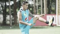 """Jonathan Lopera: """"No pudimos en Copa, pero hay que defender el liderato de la Liga"""""""