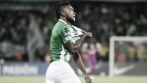 """Miguel Ángel Borja: """"espero que vengan más goles"""""""
