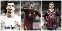 Qui pour le titre de Meilleur joueur UEFA 2013/2014 ?