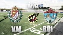 Real Valladolid Promesas - CD Boiro: Pucela es la primera parada del Boiro
