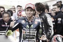 """Valentino Rossi: """"Estoy muy contento"""""""