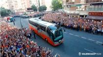 La afición del Valencia prepara un recibimiento masivo para el próximo encuentro