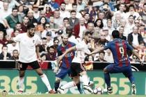 Valencia CF - FC Barcelona: puntuaciones del Valencia, jornada 9 de LaLiga