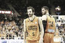 Valencia Basket - Laboral Kutxa: duelo de aspirantes a levantar la Copa