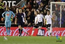 La mala racha se alarga en Mestalla