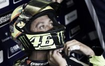 """Valentino Rossi: """"No tuve un buen feeling con la moto"""""""