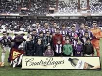 La lupa blanquiverde: Real Valladolid