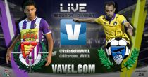 Real Valladolid - Alcorcón en directo online