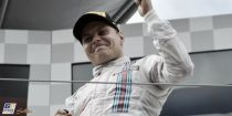 Valtteri Bottas quiere permanecer en Williams