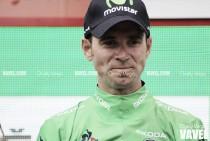 """Alejandro Valverde: """"Me estoy sorprendiendo a mí mismo, ojalá sigamos así"""""""