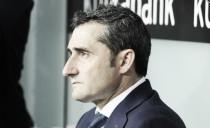 """Ernesto Valverde: """"Pienso que este partido iba al empate"""""""