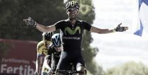 Vuelta 2014 - Alejandro Valverde fait coup double à La Zubia