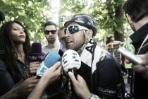 """Alejandro Valverde: """"Me he encontrado bien y no he dudado ni un segundo"""""""