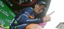 """Alejandro Valverde: """"Lo veo todo de color de rosa"""""""