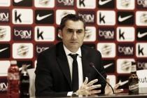 """Ernesto Valverde:""""No se me olvida que venimos de ganar el último partido de Liga"""""""