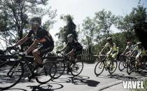 """Valverde:""""Al principio dejaré tiempo para ayudar a Quintana en la montaña"""""""