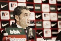 """Valverde: """"Necesitamos conectarnos en la Liga"""""""