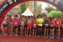 Enrique Fernández se lleva la Media Maratón de Soria