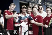 """Michael van der Mark: """"He sido capaz de ser consistentemente rápido"""""""