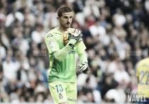 Javi Varas, ante su enésima consagración en Primera División