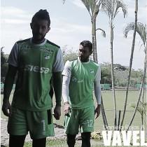 Vargas en la liga y Hernández para la copa