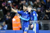 Mahrez and Vardy nominated for Ballon d'Or
