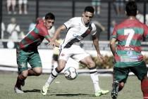 Vasco vence Portuguesa e garante vaga nas semifinais da Taça Guanabara